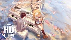 """Most Emotional Music: """"Your Lie in April (Mix)"""" by Masaru Yokoyama"""