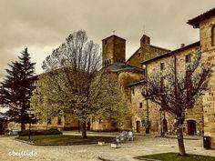 Monasterio de Leyre by cbullido #SocialFoto