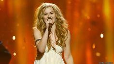 Hair inspiration summer 2013 from Emmelie de Forest who won the Eurovision 2013 for Denmark