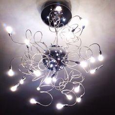 Il nostro lampadario della camera da letto