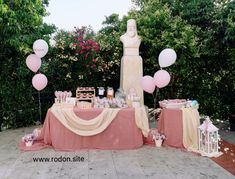 www.rodon.site candy bar βάπτισης για κορίτσι Candy, Table Decorations, Home Decor, Decoration Home, Room Decor, Sweets, Home Interior Design, Candy Bars, Dinner Table Decorations