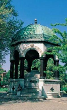 İstanbul'da görmeniz gereken 53 yer İstanbul Life dergisi, İstanbul'u anlatan 53 simgeyi okurları için sıraladı - ALMAN ÇEŞMESİ