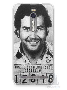 Capa Zenfone 2 Pablo Escobar - SmartCases - Acessórios para celulares e tablets :)