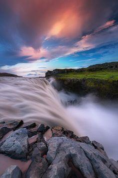 Dettifoss, Iceland, by Zsolt Kiss