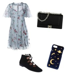 """Untitled #18"" by lili2001guerra on Polyvore featuring Taryn Rose, Valentino, Serapian and CHARLES & KEITH"