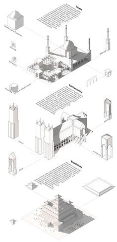 SPACE POPULAR. National Pantheon of Kazakhstan. Architectural Typology. Lara Lesmes, Fredrik Hellberg, Tachapol Tanaboonchai, Suthata Jiranuntarat