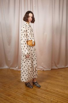 Nanushka Fall 2018 Ready-to-Wear Collection - Vogue #newyorkfashion,