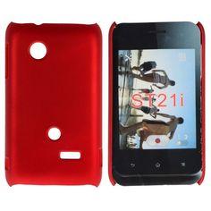 Hard Shell (Rød) Sony Xperia Tipo Deksel