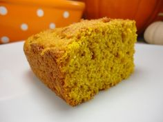 It has almost been a year since I first tried this pumpkin cornbread.  I figured it deserved a re-post, because afterall - It is the first ...