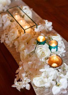 Destination Wedding, Turquoise and White, Hawaii, Island Wedding || Colin Cowie Weddings