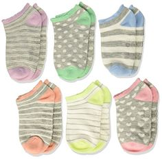 The Children's Place Baby Girls' Ankle Socks (6-Pack)  Our place is always in style  They'll love this style - you'll love this place