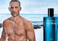 Paul Walker / Davidoff