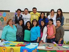 Alumnos del cuarto semestre de la licenciatura en Educación del Sistema sabatino de la Universidad Americana de Morelos (UAM) presentaron una exposición de diseños y planes educativos orientados a la educación especial, basados en su aprendizaje de la materia psicopedagogía, impartida por la profesora Rosa María Rubio.