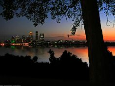 Louisville, KY from Indiana