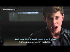 Shawn Mendes - Stitches [Official Video] (Español + Lyrics)