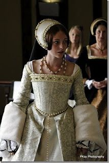 Awesome tudor dress