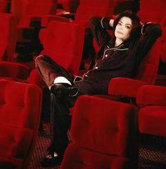 MJ Vibe 2002 Photo Shoot