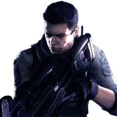 Piers Nivans of Resident Evil 6