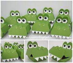.    Kreativ Blog by Claudi: Krokodile ...