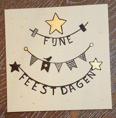 Chrismas Cards, Xmas Cards, Diy Cards, Christmas Time, Christmas Crafts, Diy Postcard, Merry And Bright, Doodle Art, Zentangle
