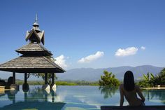 NORTH THAILAND | Anantara Golden Triangle Elephant Camp & Resort | via cntraveller.com