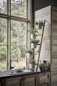 Οι ανθοστήλες της σειράς SATSUMAS, κατασκευασμένες από μπαμπού και κονιορτοποιημένο ατσάλι, δημιουργούν ένα όμορφο περιβάλλον μέσα στο σπίτι, για τα -εσωτερικού χώρου- φυτά σας.