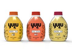 YUJU on Packaging of the World - Creative Package Design Gallery