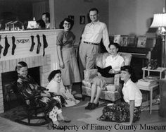 "The Clutter family, November 15, 1959. Killed by Dick Hickock and Perry Smith in December of 1959 after they attempted to rob the house and found there were no large amounts of money. When the home invasion went terribly wrong, Hickock and Smith murdered the entire family and fled the scene. The case is written about by Truman Capote in the book titled ""In Cold Blood"". Hickock and Smith were both executed by hanging just after midnight on April 14, 1965."