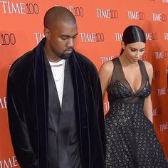 Pin for Later: Amy Schumer Pranks Kim and Kanye on the Red Carpet