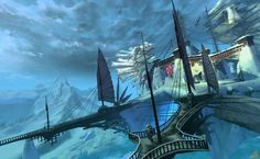 Guild Wars 2 Artwork HD Wallpaper