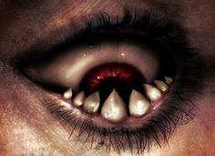 66 pieces of creepy yet inspiring art Arte Horror, Horror Art, Horror Pics, Scary Drawings, Eye Drawings, Creepy Eyes, Creepy Art, Eye Art, Cool Eyes
