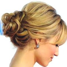 Hairstyles For Mother Of The Bride Pleasing Soft Updos For Mother Of The Bride  Mother Of The Bride Hairstyles