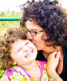Open Letter To My Curly Haired Daughter | How do you encourage your little one to embrace their sky-high hair? <3   Read her letter here http://www.naturallycurly.com/curlreading/curlykids/dear-curly-daughter-of-mine