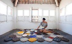 Teppich Hidra von GAN-Rugs