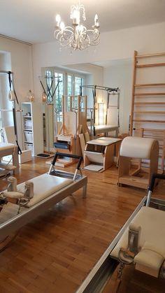 Home Ballet Studio, 3d Studio, Home Studio, Fitness Before After, Home Gym Design, Interior Design Studio, Home Gym Basement, Studio Pilates, Feng Shui