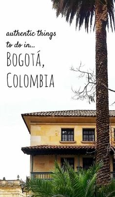 We explored Bogota Colombia purely going by the recommendations local people had given us. Here are 6 Authentic Things To Do In Bogota Colombia!