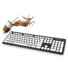 Washable PC Keyboard K310 – Logitech