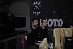 Press Conference Pando Moto - jeans per motociclisti - motorcyclists streetwear #streetwear #missbiker #pandomoto
