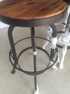 New industrial style stools -starting at Industrial Style, Stools, Chairs, Lounge, Furniture, Home Decor, Benches, Airport Lounge, Decoration Home