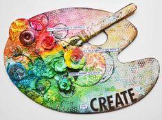 artists palette - Google Search
