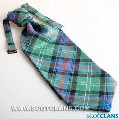 Clan Sutherland Tartan Rouche
