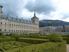 Monasterio de El Escorial, #Madrid, #Spain