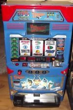Thunderbirds Token Operated Video Slot Machine Non-Coin Operated