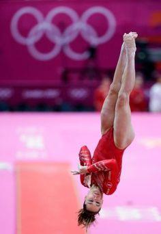 mckayla maroney's perfect vault, USA Gymnastics