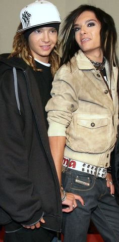 Tom & Bill Kaulitz!!!