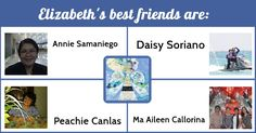 Find out who your four best friends are now. Click here and start the analysis.