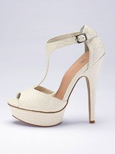 More surprisingly stylish shoes from VS