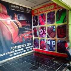 Sarung Jok Mobil Permanen/jok cibubur/bekasih/depok - Gambar 1 Jakarta