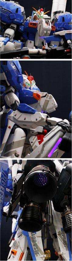 Check out the latest Gunpla Gundam News here. Gunpla Custom, Custom Gundam, Armored Core, Mecha Anime, Custom Paint Jobs, Gundam Model, Figure Model, Mobile Suit, 3d Character