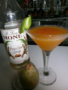"My cocktail ""Virgen de Sonsón"",with Prickly pear published in my blog http://nuevamixologiacolombiana.blogspot.com/2014/04/signature-cocktails-cxxix-virgen-de.html"